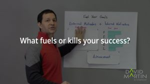 How can you predict whether your biggest goals will succeed or fail?