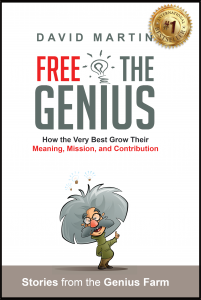 Free the Genius by David Martin